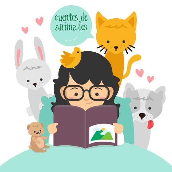 cuentos cortos infantiles de animales