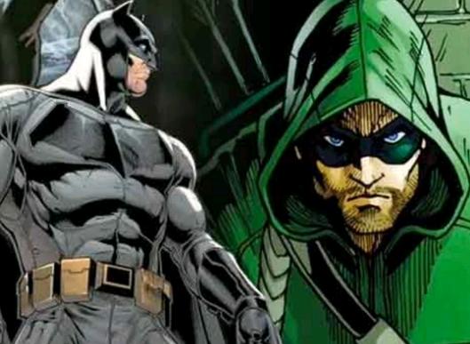 flecha verde dc comics