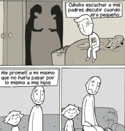 historias tristes de familias