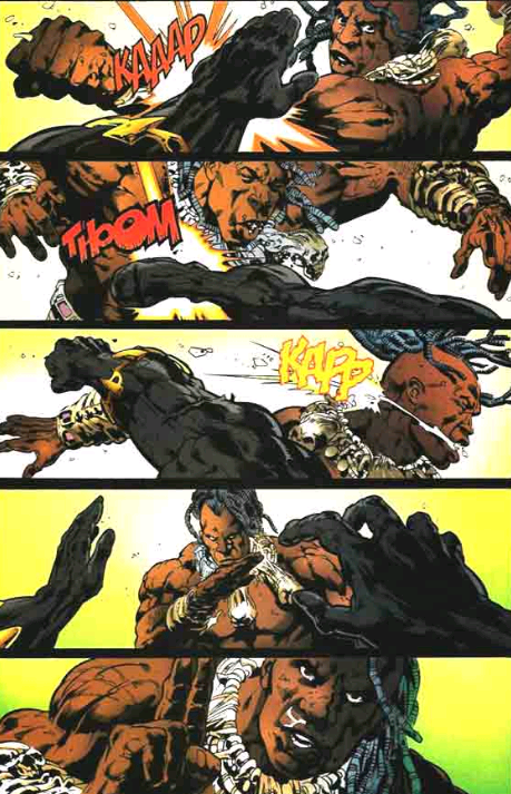 pantera negra comics killmonger