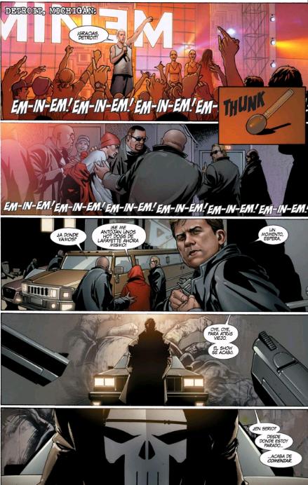 mejores comics de punisher