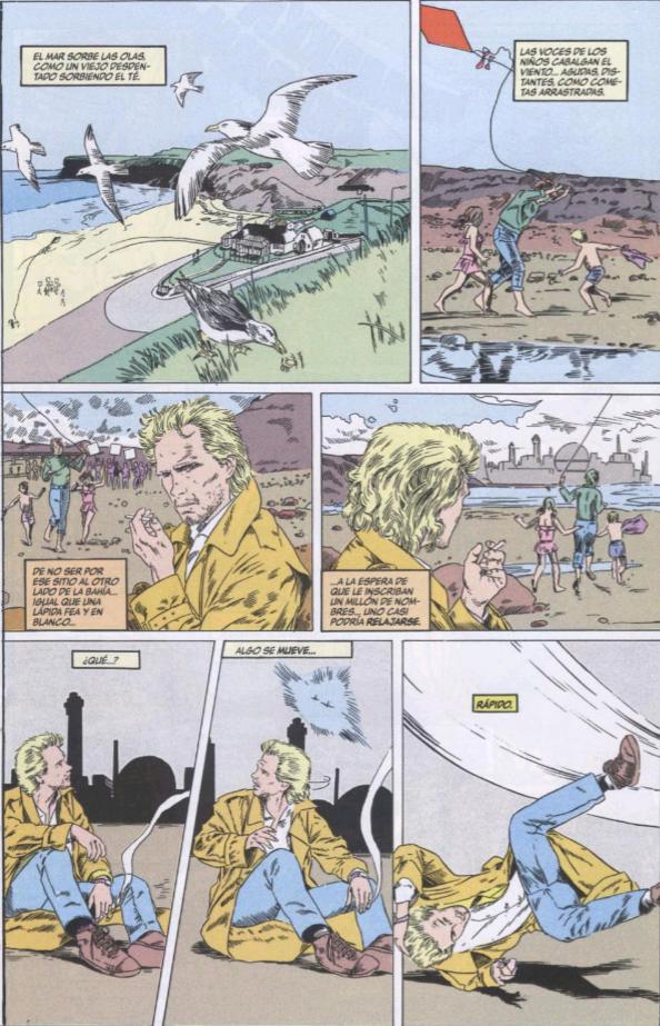 mejores comics de constantine