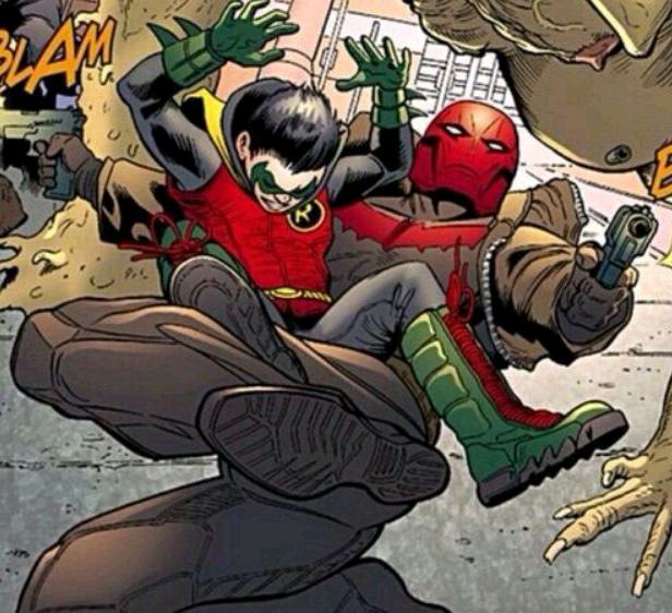 historietas de heroes y villanos