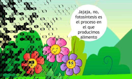 dibujos de fotosintesis