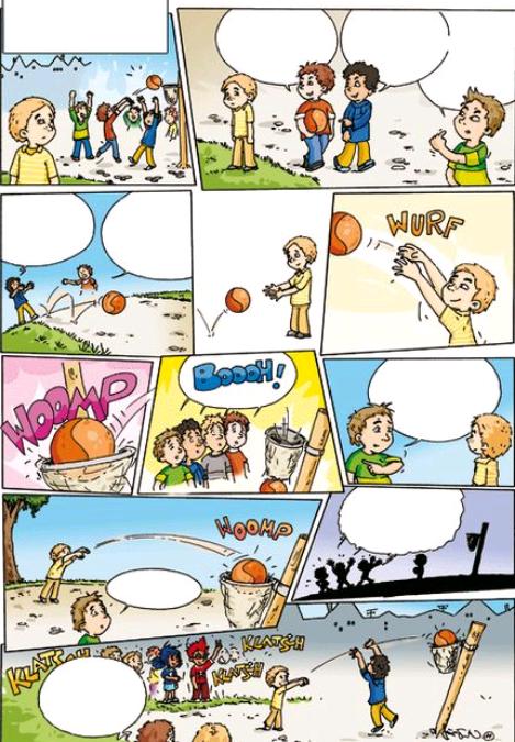 historietas de educacion inicial